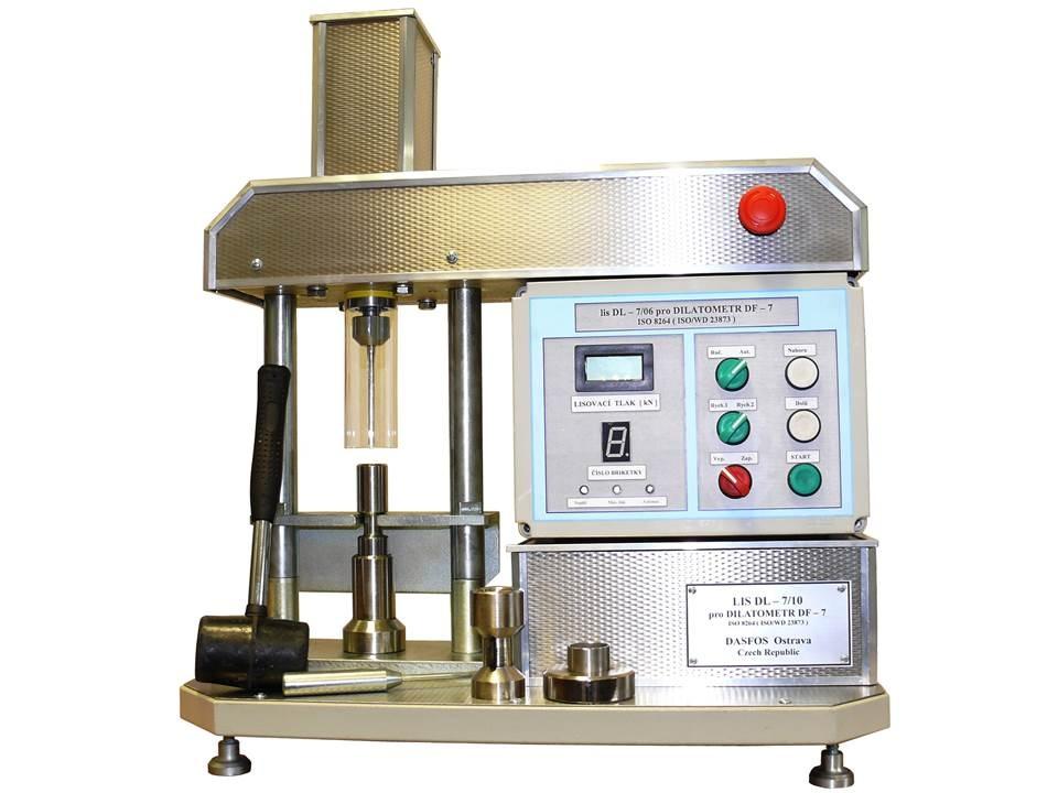 Automatický lis DL-7 - - - The DL-7 automatic press