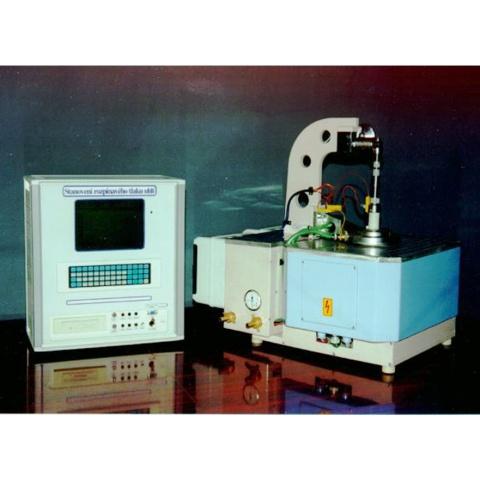 Zařízení MRS-1 pro měření rozpínavého tlaku - - - The MRS-1 device for measuring expansion pressure