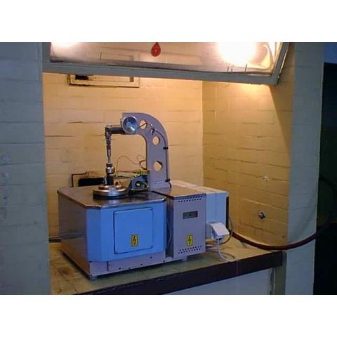 Instalovalované zařízení MRS-1 - - - An installed MRS-1 device